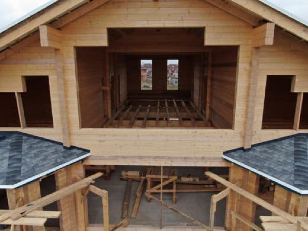 Строительство дома Ромэйн