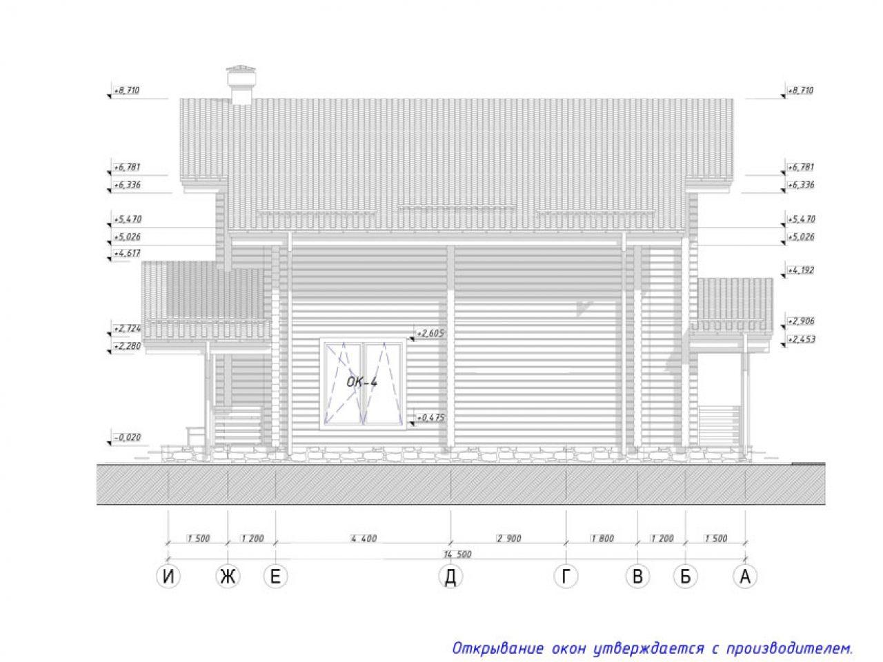 фасад проект