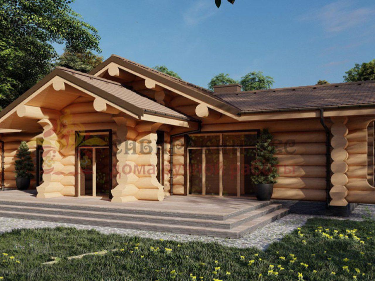 проект Кедровый дом